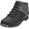 Timberland Euro Sprint Hiker Shoes Men Jet Black/Grey
